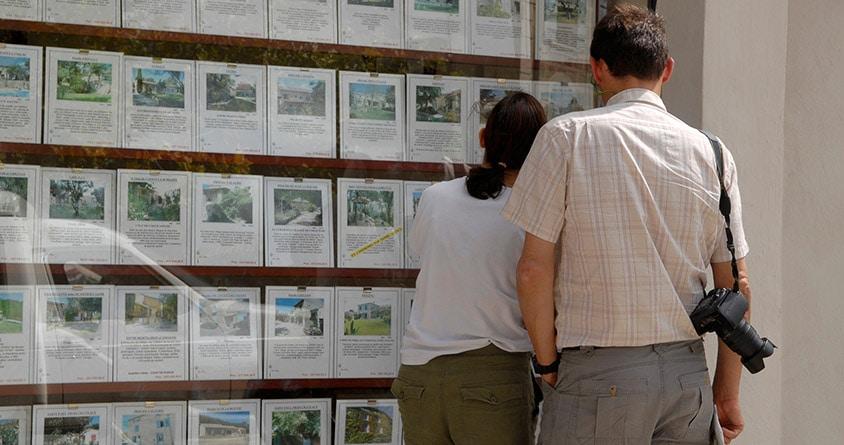 Pour les Français, « rechercher un logement » serait difficile