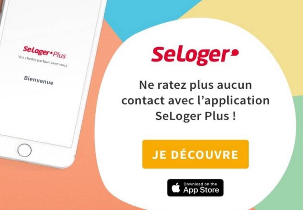 Nouveau : l'application SeLoger Plus évolue
