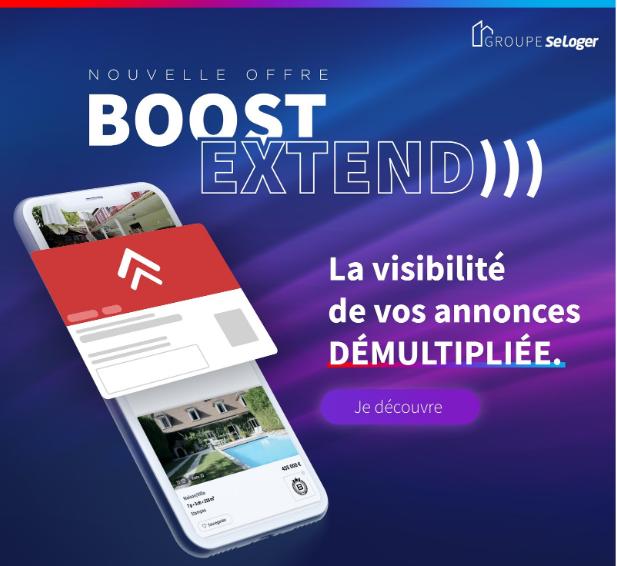 Boost Extend, notre nouvelle solution exclusive pour dynamiser votre activité en cette période de reprise