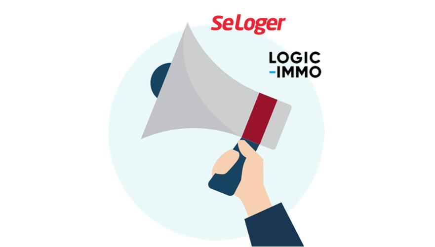 SeLoger et Logic-Immo investissent massivement sur les plus grands médias en 2021, pour optimiser votre visibilité