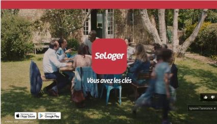 SeLoger repart en campagne média dès le 7 juin !